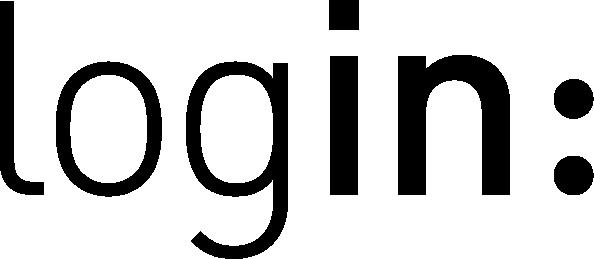 Logindesign