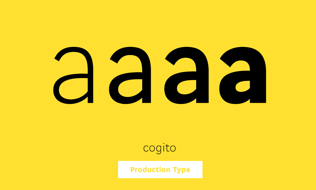 Production type Cogito