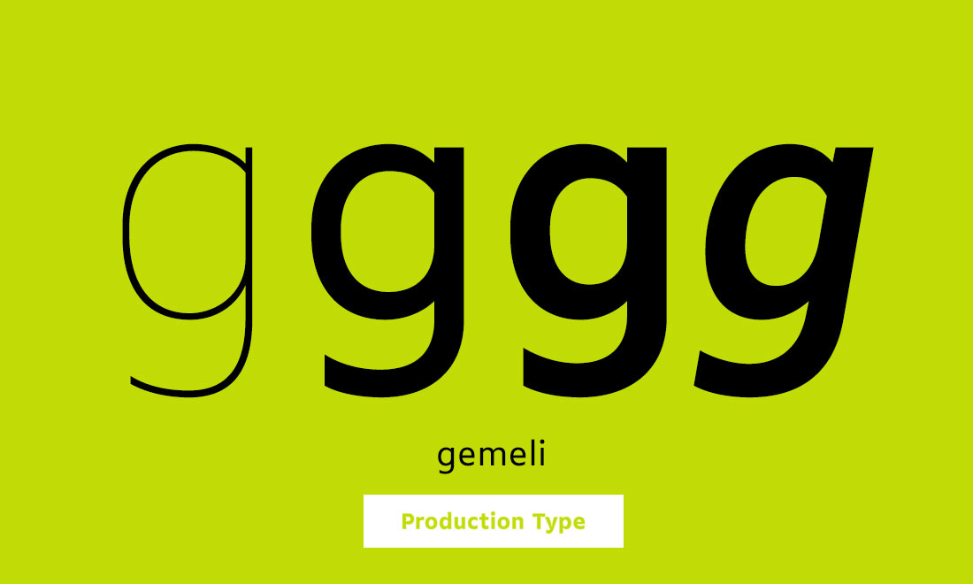 Production Type Gemeli