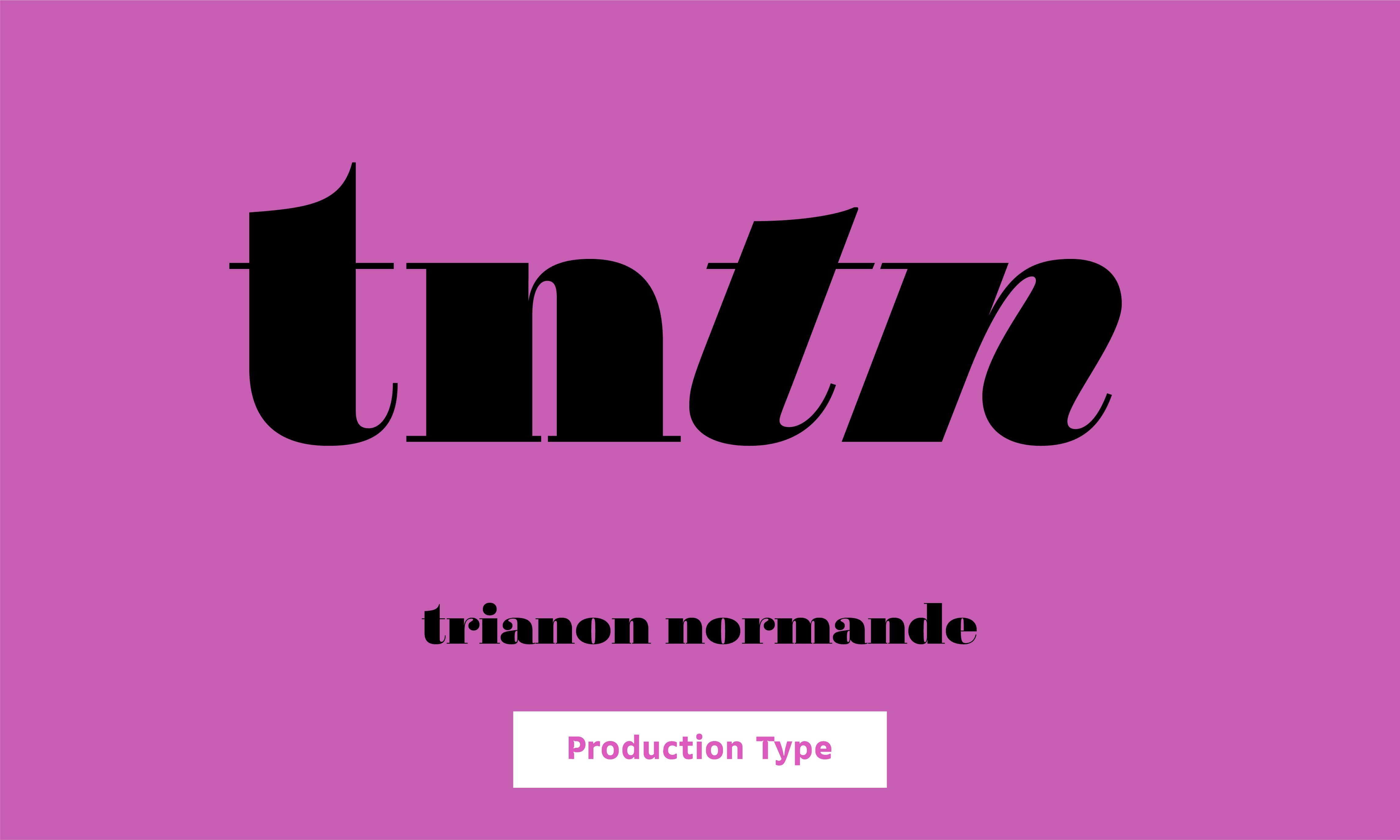 trianon_normande 메인