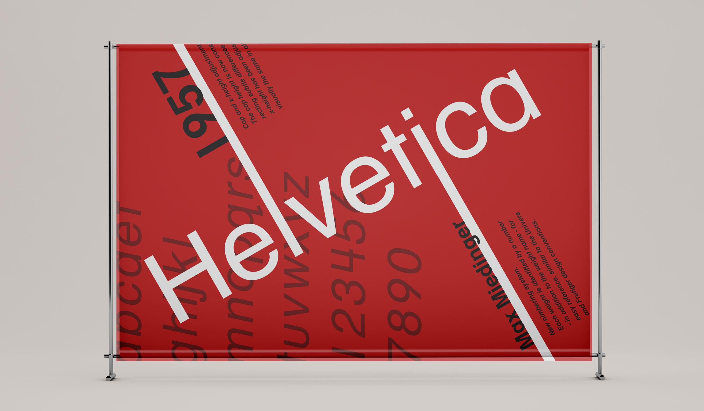 Helvetica Textbook Pro