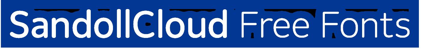 산돌구름 무료폰트