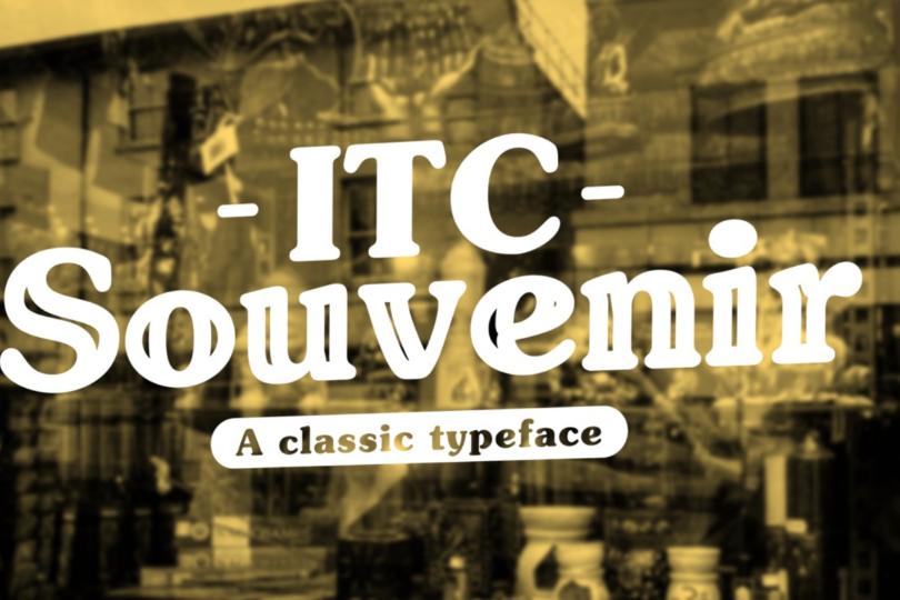 ITC Souvenir