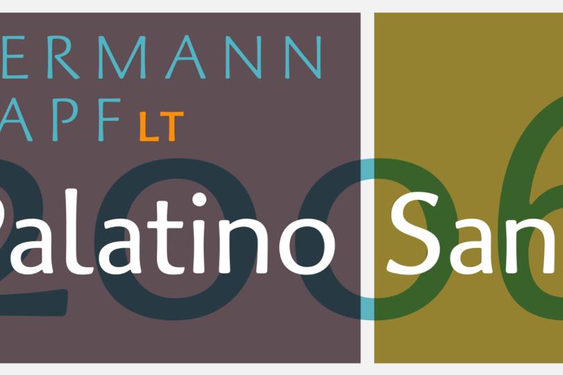 Palatino Sans