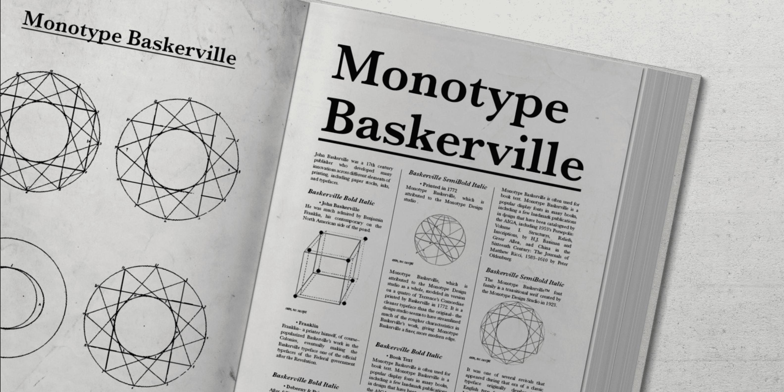 Baskerville MT Pro