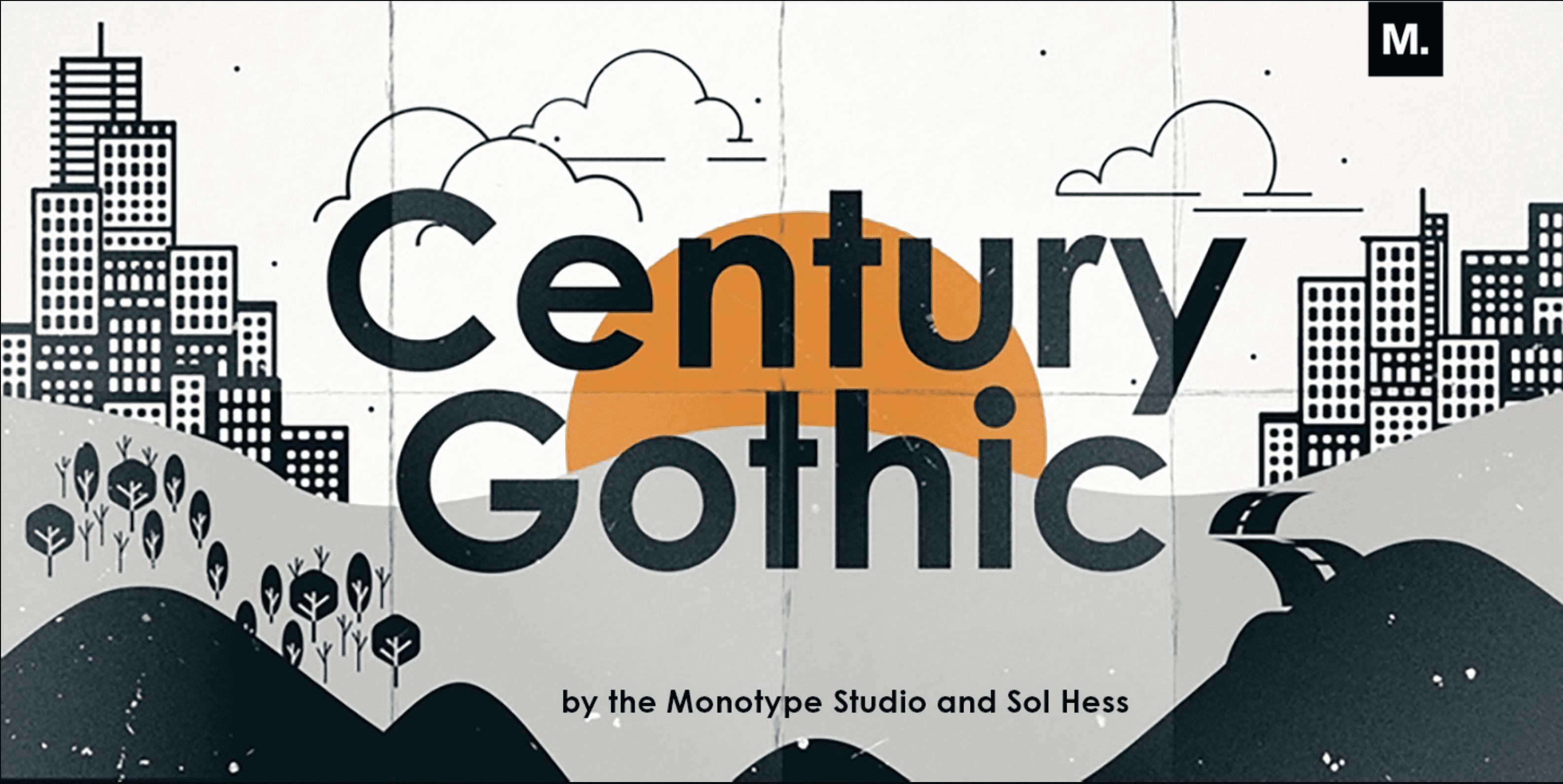 Century Gothic Pro