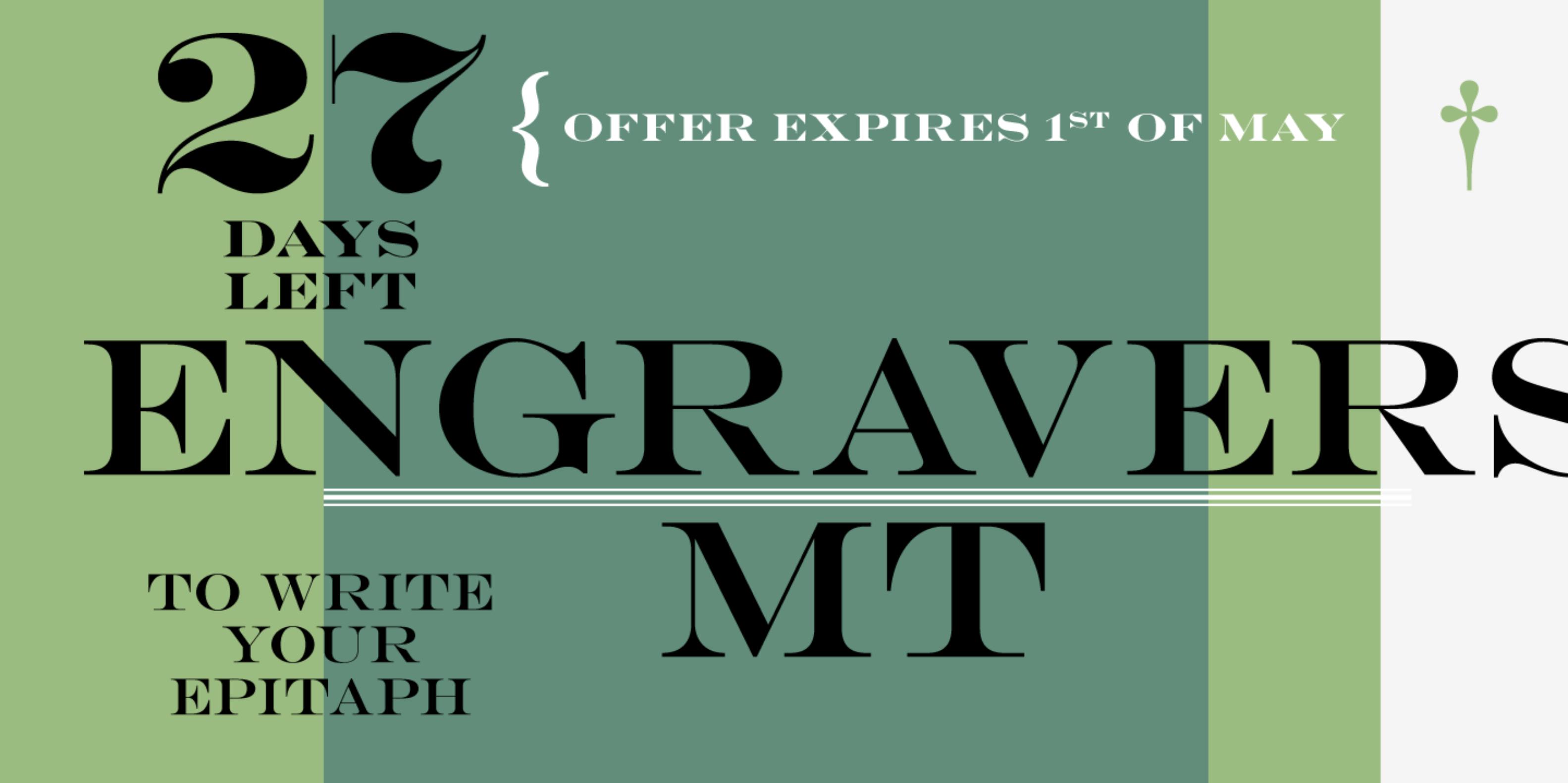 Engravers MT Pro
