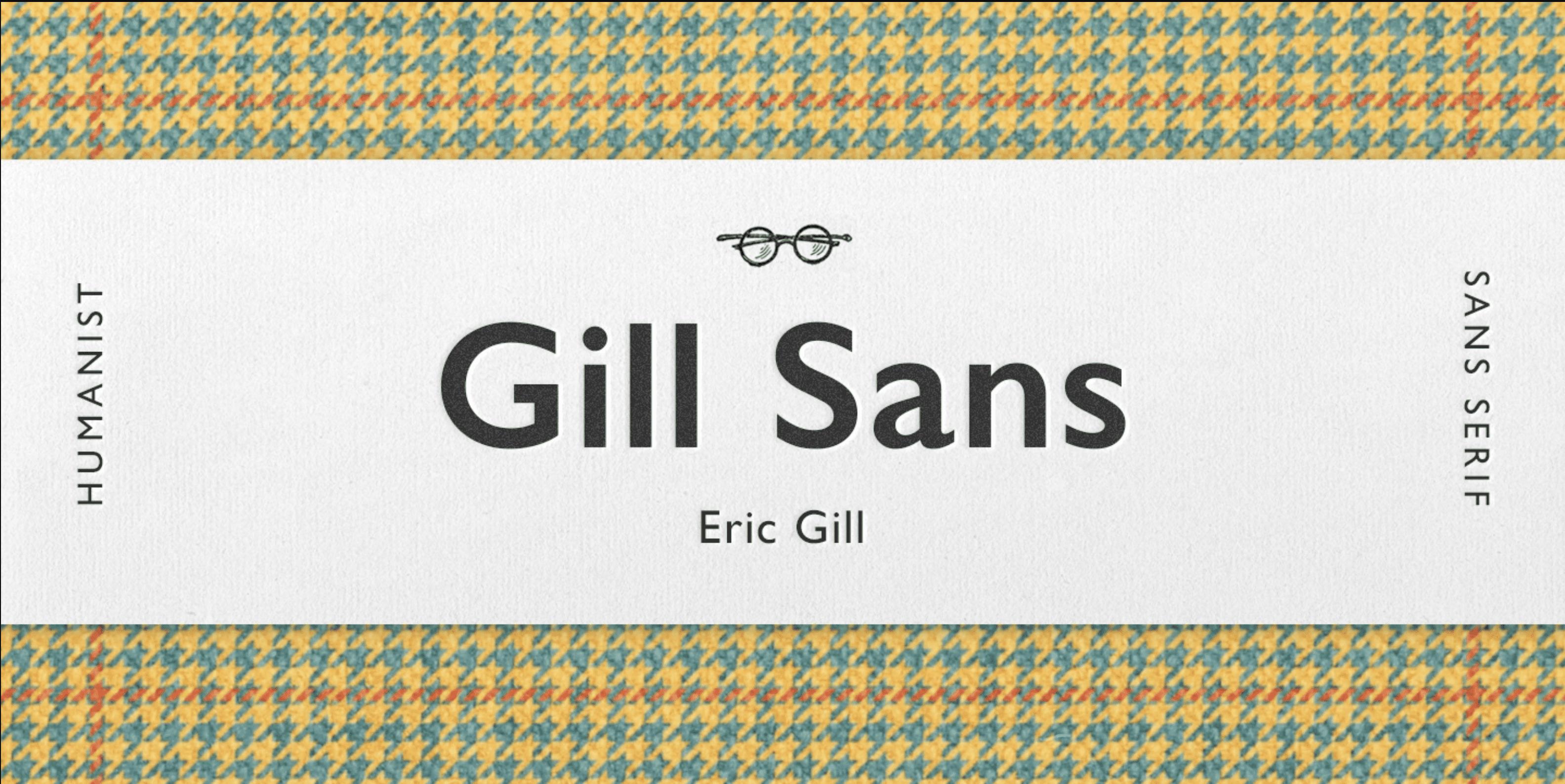 Gill Sans MT Pro
