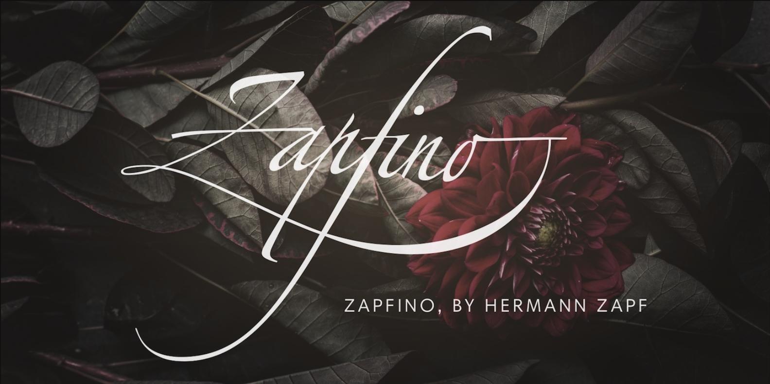 Zapfino Extra LT